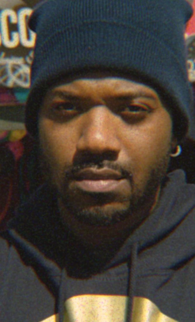Ray J for Revolt TV